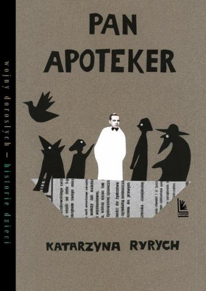 Pan Apoteker - Katarzyna Ryrych | okładka