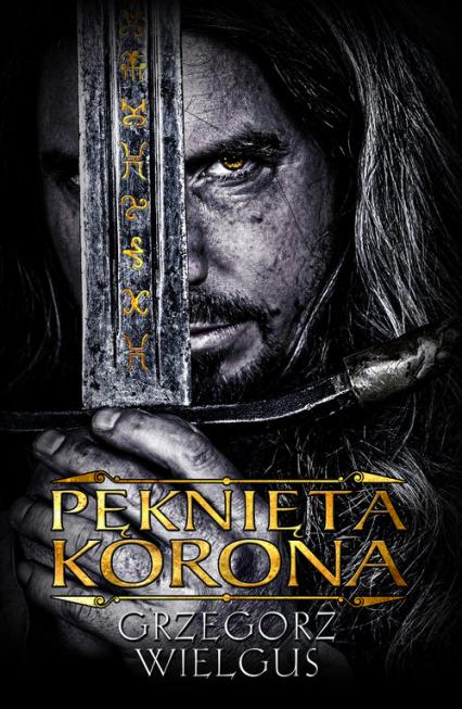 Pęknięta korona - Grzegorz Wielgus | okładka
