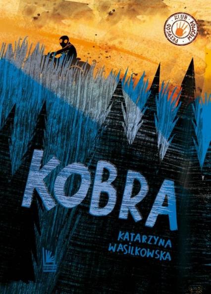 Kobra - Katarzyna Wasilkowska | okładka