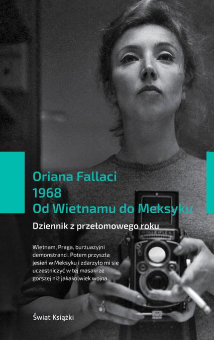 1968 Od Wietnamu do Meksyku - Oriana Fallaci | okładka