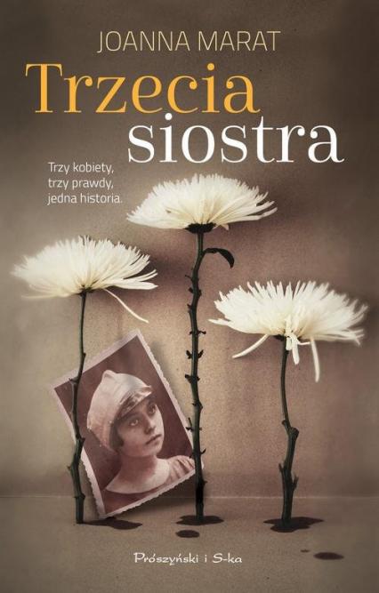 Trzecia siostra - Joanna Marat | okładka