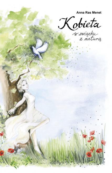 Kobieta w związku z naturą - Anna Ras-Menet | okładka