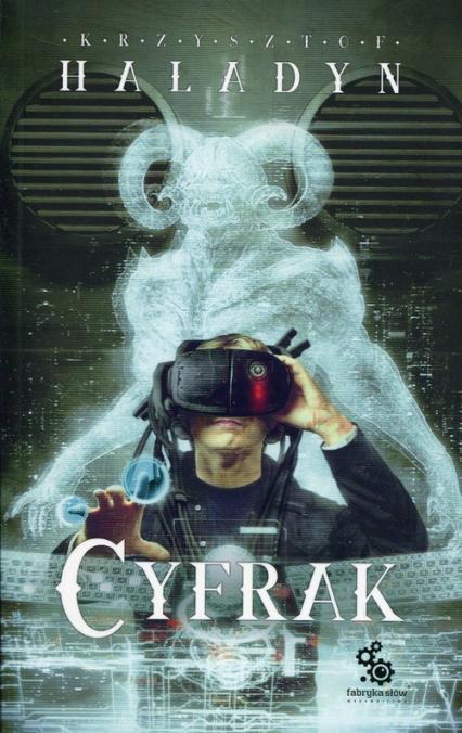 Cyfrak - Krzysztof Haladyn   okładka