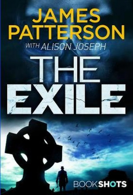 The Exile Bookshots - James Patterson | okładka