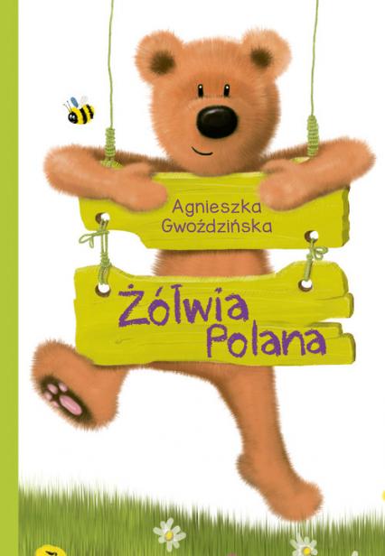 Żółwia Polana - Agnieszka Gwoździńska | okładka