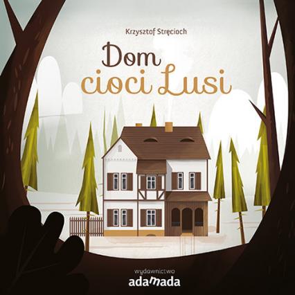 Dom cioci Lusi - Krzysztof Stręcioch | okładka