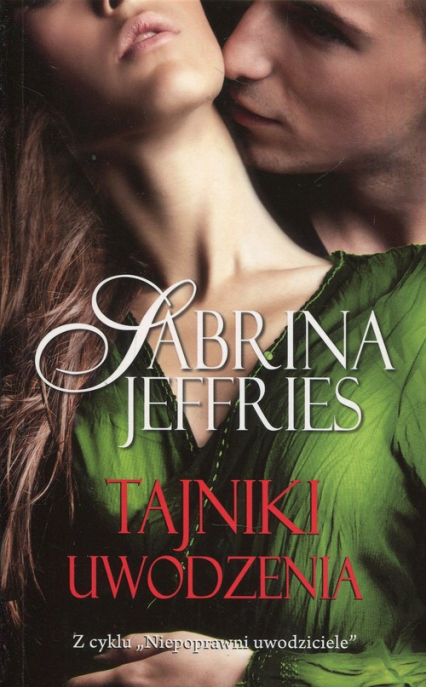 Tajniki uwodzenia 2 - Sabrina Jeffries   okładka