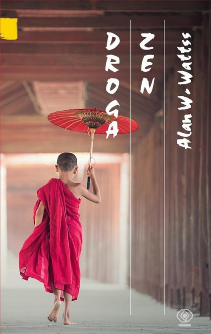 Droga zen - Alan Watts   okładka