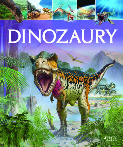 Dinozaury - Clare Hibbert | okładka