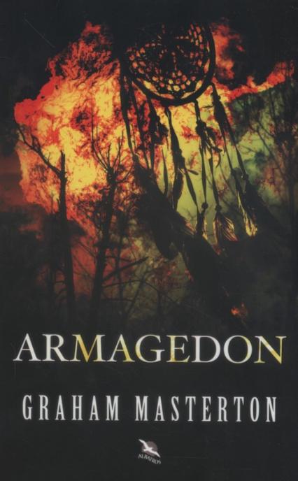 Armagedon - Graham Masterton | okładka