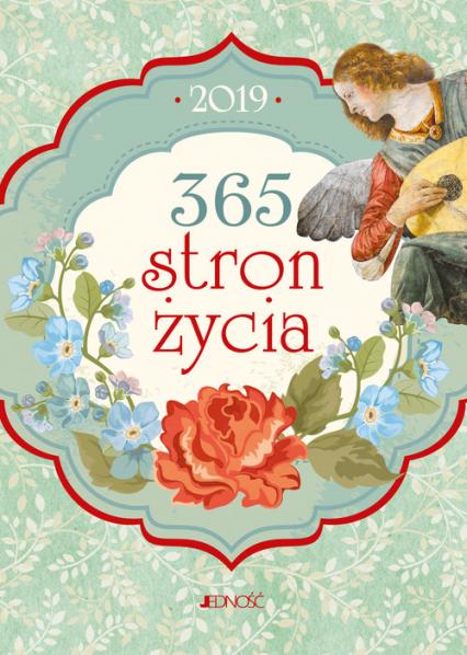 365 stron życia 2019 -  | okładka