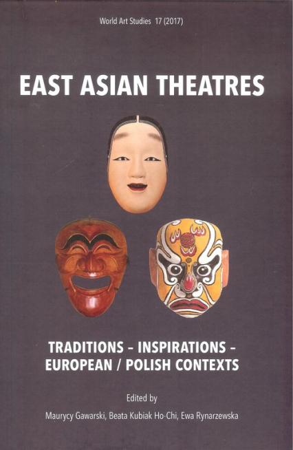 East Asian Theatres -    okładka