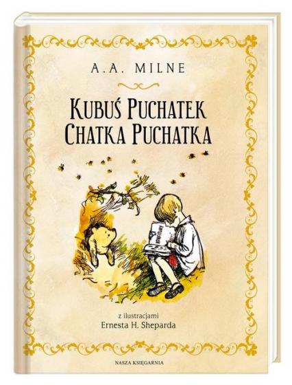 Kubuś Puchatek Chatka Puchatka - Milne A.A., Tuwim Irena | okładka