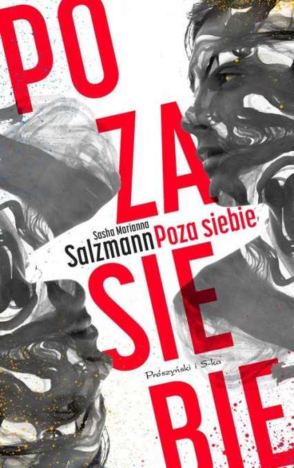 Poza siebie - Salzmann Sasha Marianna | okładka