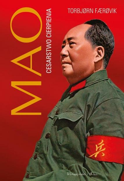 Mao Cesarstwo cierpienia -  | okładka