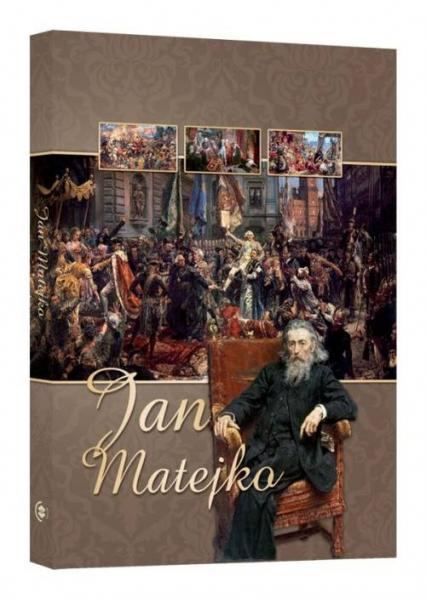 Jan Matejko - Luba Ristujczina | okładka