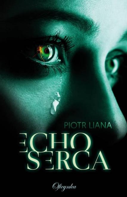 Echo Serca - Piotr Liana | okładka