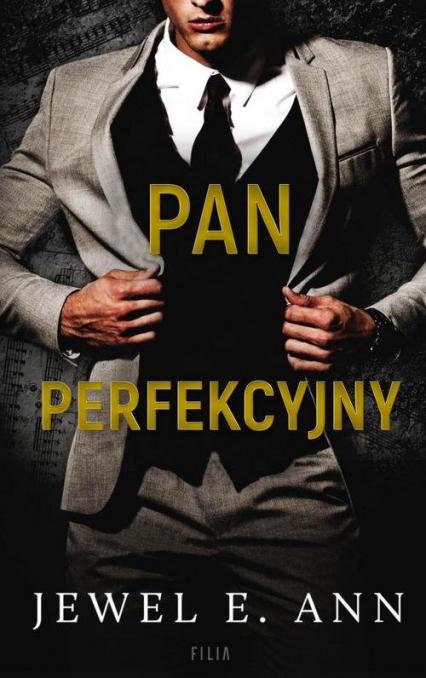Pan Perfekcyjny - Jewell E. Ann | okładka