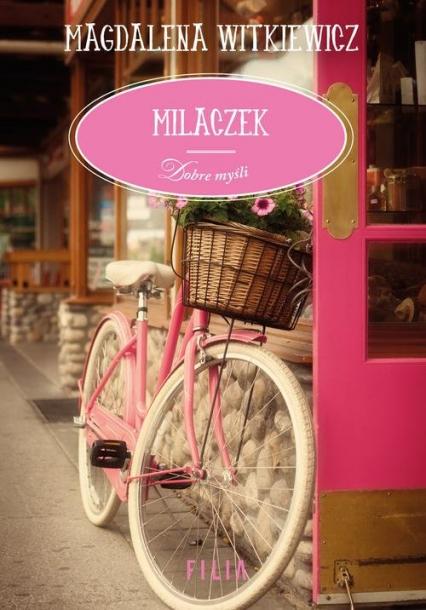 Milaczek - Magdalena Witkiewicz | okładka