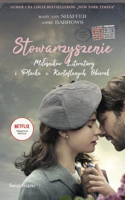 Stowarzyszenie Miłośników Literatury i Placka z Kartoflanych Obierek - Barrows Annie, Shaffer Mary Ann | okładka