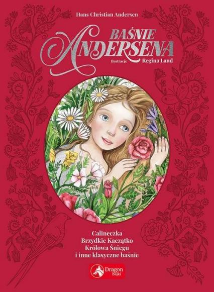 Baśnie Andersena - Andersen Hans Christian | okładka