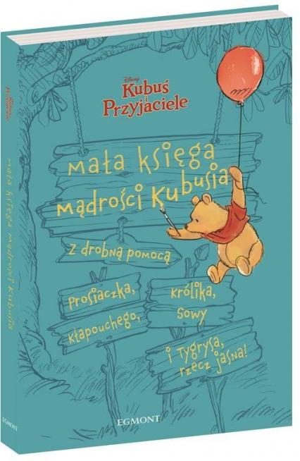 Mała księga mądrości Kubusia - Brittany Rubiano | okładka