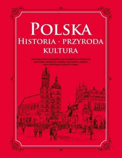 Polska Historia przyroda kultura -  | okładka