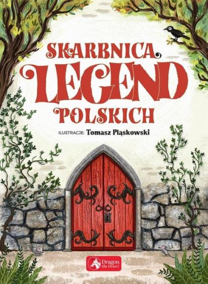Skarbnica legend polskich -  | okładka