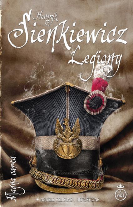 Legiony - Henryk Sienkiewicz | okładka