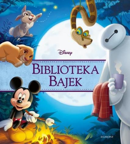 Biblioteka Bajek Disney Klasyka -  | okładka