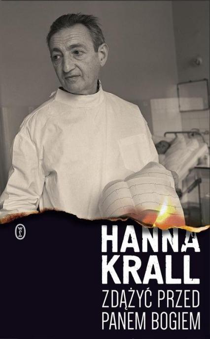 Zdążyć przed Panem Bogiem - Hanna Krall | okładka