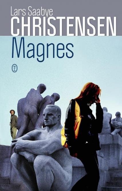 Magnes - Christensen Lars Saabye | okładka