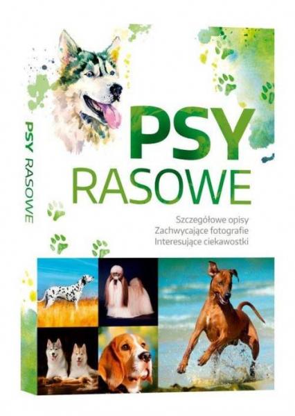 Psy Rasowe /SBM - Izabela Przeczek | okładka