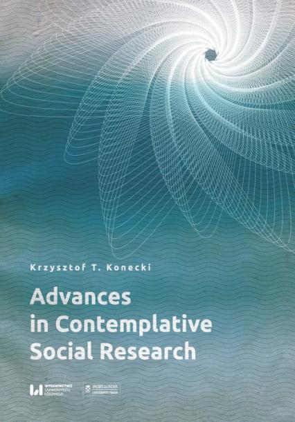 Advances in Contemplative Social Research - Konecki Krzysztof T. | okładka