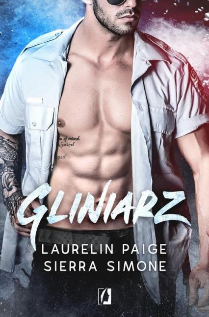 Gliniarz - Paige Laurelin, Simone Sierra | okładka