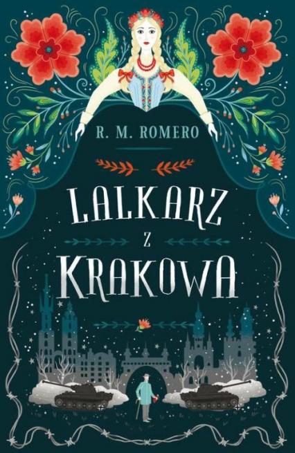 Lalkarz z Krakowa - Romero R. M. | okładka