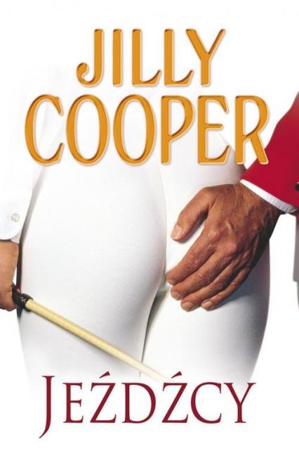 Jeźdźcy - Jilly Cooper | okładka
