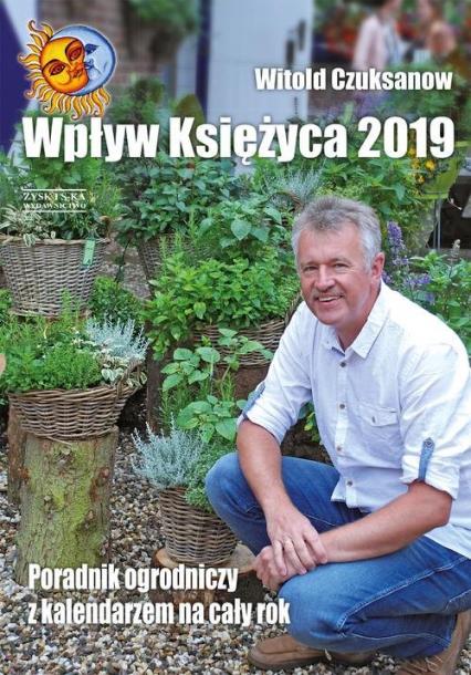 Wpływ księżyca 2019 - Witold Czuksanow | okładka