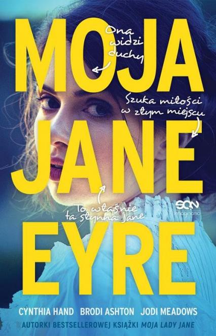 Moja Jane Eyre - Hand Cynthia, Ashton Brodi, Meadows Jodi | okładka