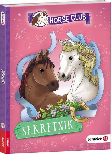 Schleich Horse Club Sekretnik SEN-S401 -  | okładka