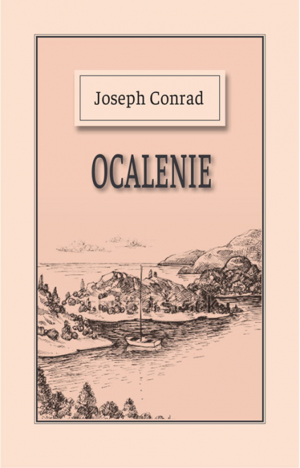 Ocalenie - Joseph Conrad | okładka