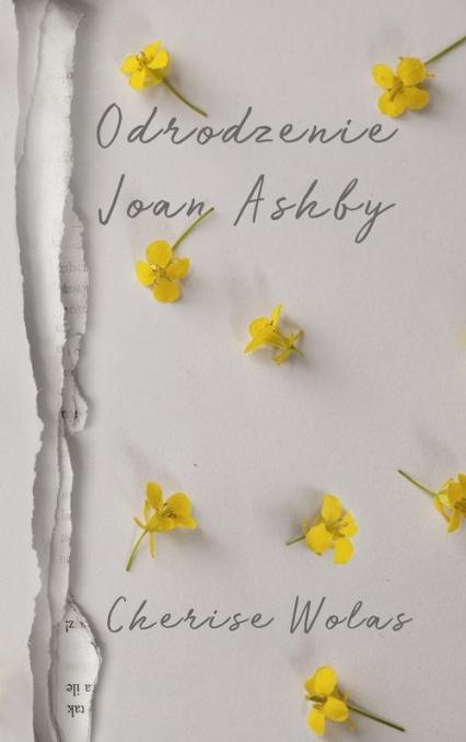Odrodzenie Joan Ashby - Cherise Wolas | okładka