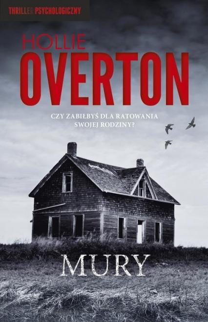 Mury - Hollie Overton | okładka