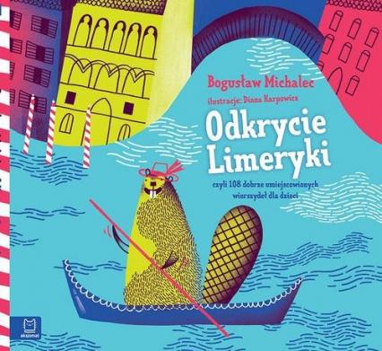 Odkrycie Limeryki - zbiorowe opracowanie | okładka