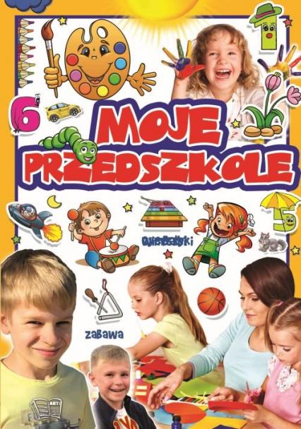 Moje przedszkole -  | okładka