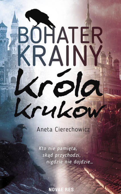 Bohater Krainy Króla Kruków - Aneta Cierechowicz | okładka