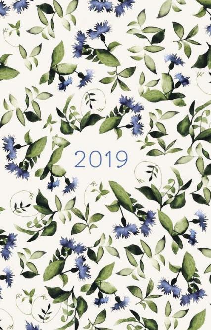 Zielnik Kalendarz 2019 -  | okładka