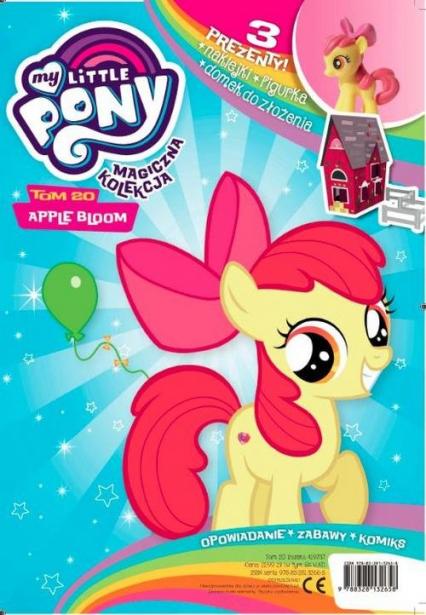 Magiczna Kolekcja My Little Pony 20 Apple Bloom -  | okładka