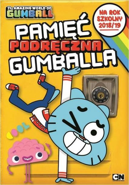 Gumball Pamięć podręczna -  | okładka