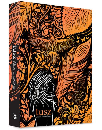 Tusz - Alice Broadway | okładka